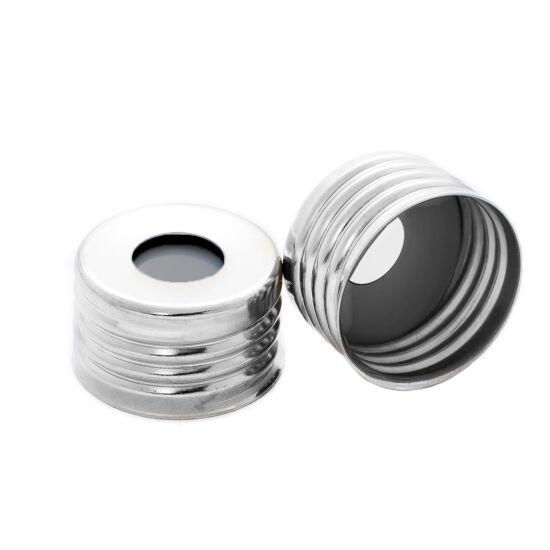 mágnesezhető  csavaros fém kupak