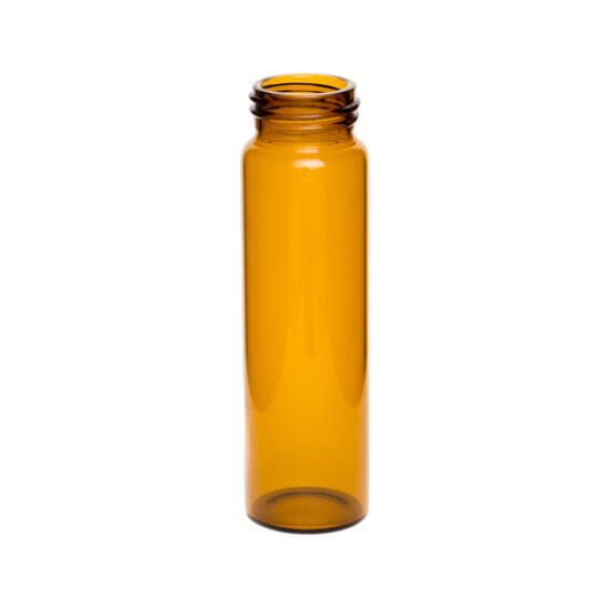 30mL Amber EPA Screw Neck Vial