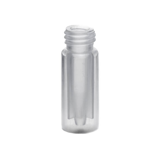 0,3ml polipropilén széles szájú csavaros mikro-vial